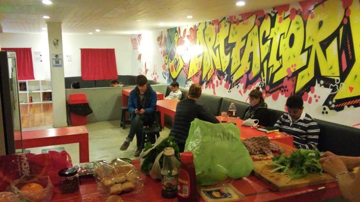 hostel Art Factory Palermo
